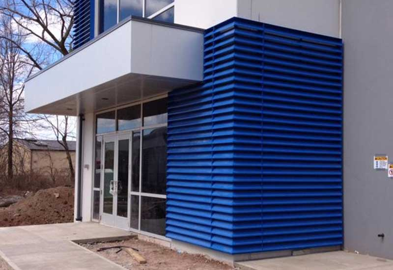 Architectural Louvers Wbesheetmetal